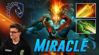 Miracle Juggernaut WTF BUILD? | Liquid vs Vega | DreamLeague Dota 2