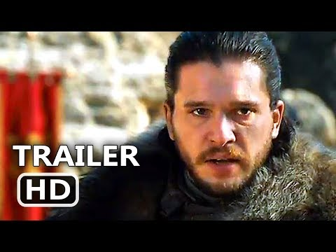 GAME OF THRONES S07E07 Official Trailer (2017) GOT Season Finale, TV Show HD