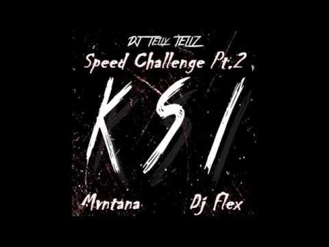 DJ Telly Tellz - Speed Challenge Part 2 Ft. Mvntana and DJ Flex
