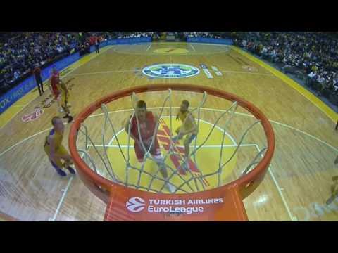 Highlights: Maccabi FOX Tel Aviv - Crvena Zvezda mts Belgrade