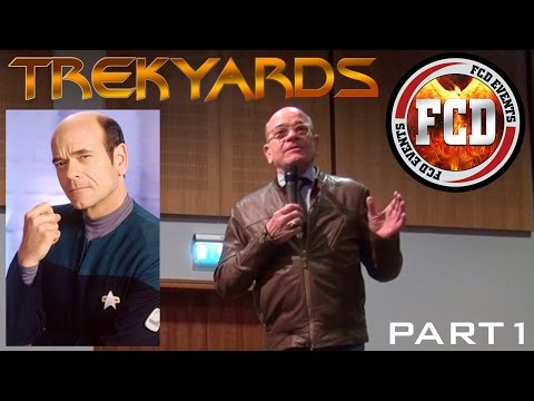 Robert Picardo Talk (Part 1) -  FCD 2.0