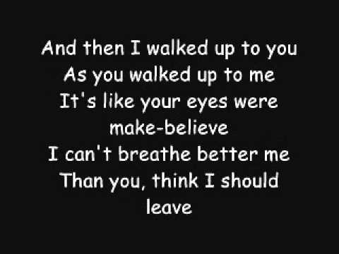 Thousand Foot Krutch: Complicate You (Lyrics)