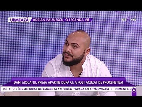 """Dani Mocanu, prima apariție după ce a fost acuzat de proxenetism: """"Am suferit enorm"""""""