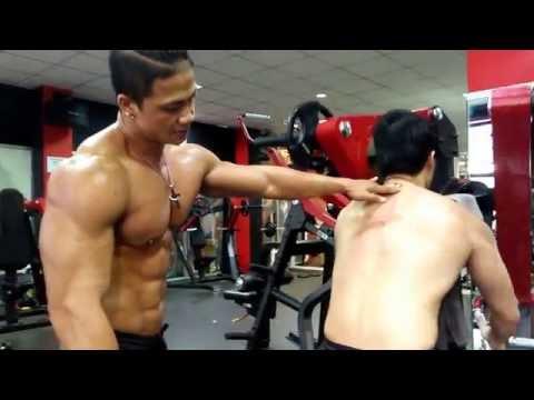 Latihan Bareng Personal Trainer Yakuza Gym Hery YAKUZA Fitness Club Jakarta