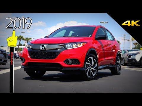 2019 Honda HR-V Sport AWD - Ultimate In-Depth Look in 4K