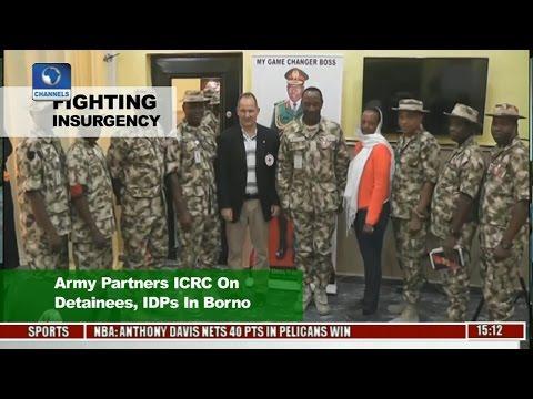 News Across Nigeria: Nigerian Army Releases 1,250 Boko Haram Suspects