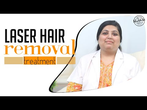 Best Full Body Laser Hair Removal Treatment Cost In Delhi West
