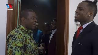 NAIBU WAZIRI WA HABARI ALIVYOFIKA WASAFI MEDIA/ NAPENDA SANA UBUNIFU WA HAPA