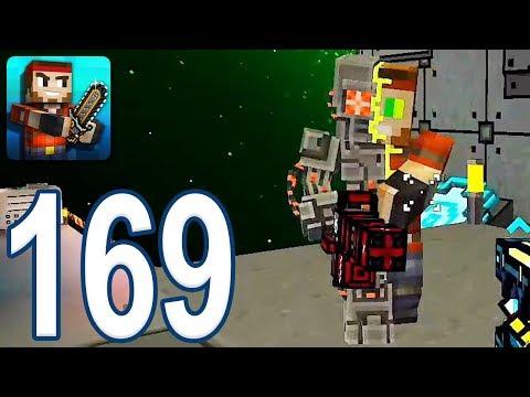 Pixel Gun 3D - Gameplay Walkthrough Part 169 - All New Bosses (iOS, Android)