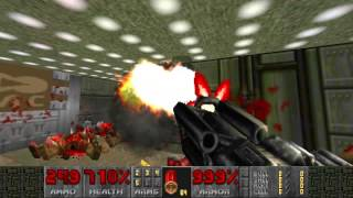Doom 2: Russian Overkill and Overkill MAP01