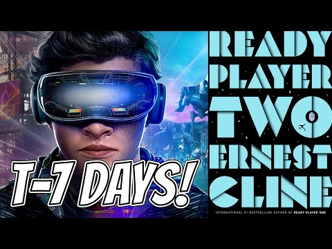 ready player 2 by ernest cline what s in the new book youtube ready player 2 by ernest cline what s in the new book