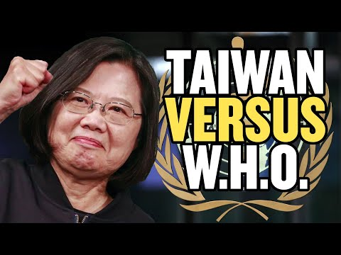 Taiwan Battles WHO and China Over Coronavirus