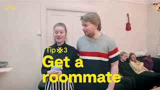 Roommates - how to save money