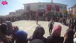 Ahmet Hızal İlköğretim okulu 23 nisan 2017 evet hayır yarışması