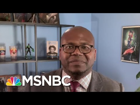 Jason Johnson: If Trump Was Winning He 'Would Be Doing Donuts On The WH Lawn' | Deadline | MSNBC