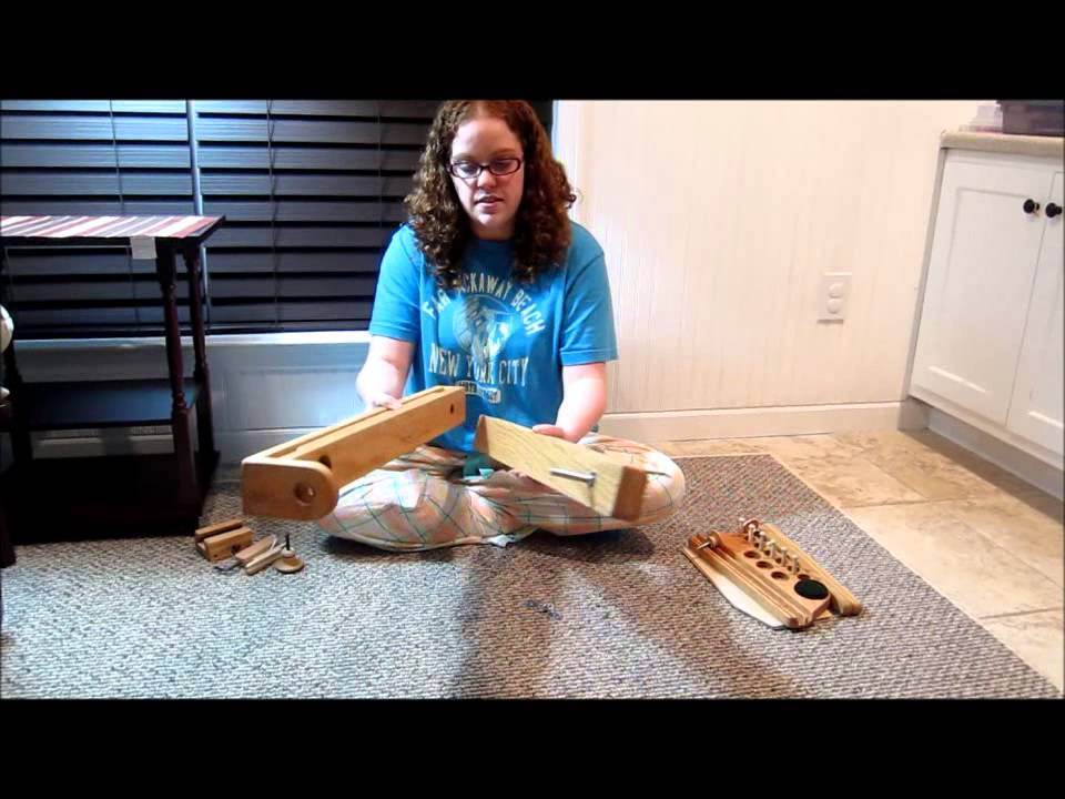 Ergo Floor Stand Artisan Designs : Cross stitch unboxing and setup of ergo floor stand youtube