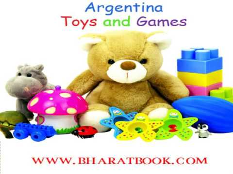 Toys and Games in Argentina