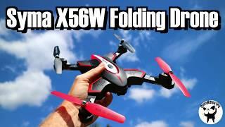 Toy grade RC: Syma X56W Drone from DoDoeleph