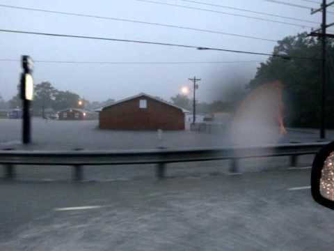 Jacksonville NC flooding - YouTube