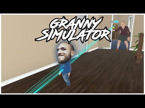 Restt Vs Chat - Granny Simulator  │  100% WIN RATIO ??  │  Subday#???
