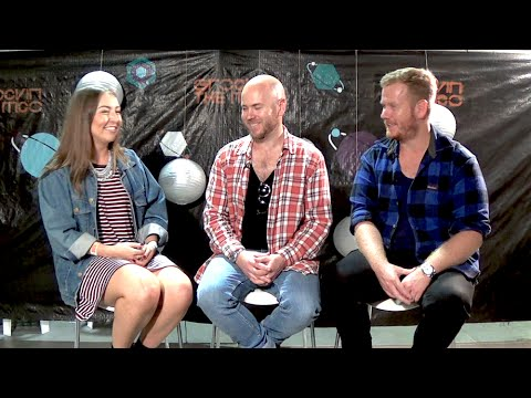 Boy & Bear Interview (Groovin The Moo 2016)