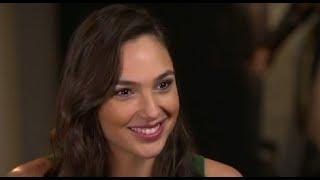 Gal Gadot on Playing Wonder Woman