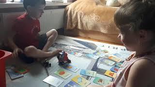 Обучение английскому для детей по карточкам