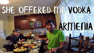 MEETING WITH MY ARMENIAN DADI😊