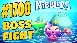 rovio nibblers boss level 1700 walkthrough