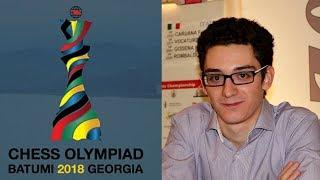 chess olympiad 2018