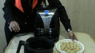 Air Fryer Demo