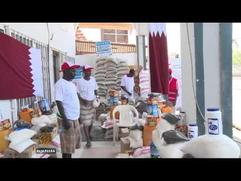 Fleeing Yemen's violence for treatment in Djibouti