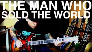 The Man Who Sold The World (D. Bowie) - Hallmark Stradette Guitar Instrumental