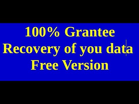 Recovery Of Deleted Data Using Hetman Partition Recovery