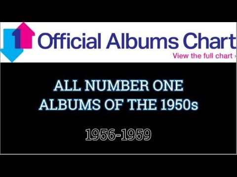 UK Number One Albums of the 1950s - 1952-1959