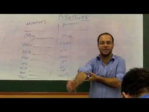 gramática-inglesa.-uso-de-los-posesivos