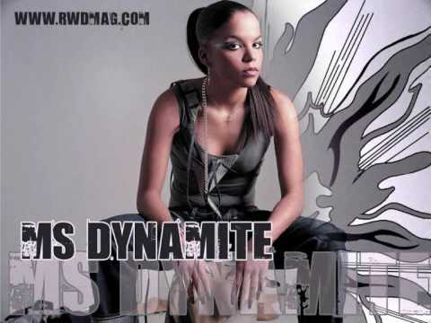 Клип Ms. Dynamite - Self Destruct