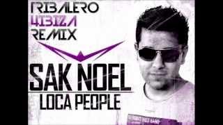 Sak Noel - Loca People (Extended Mix)