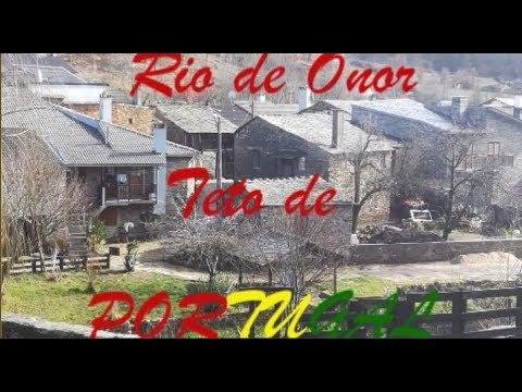 Rio de Onor, uma das maravilhas de Portugal