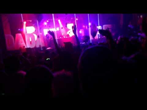 Major Lazer - Bubble Butt (Dada Life Remix) Live