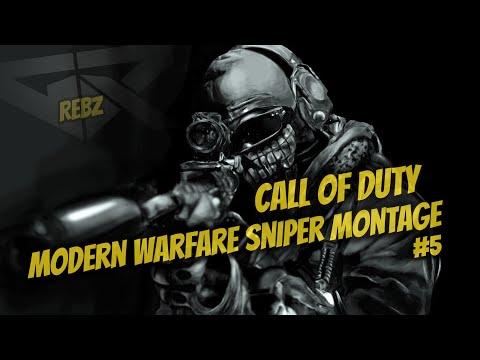 Prolific V  - Modern Warfare Sniper Montage @GeaR Rebz