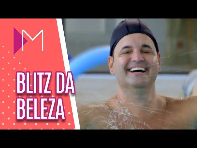 Blitz da Beleza: Hidroginástica - Mulheres (06/02/2019)