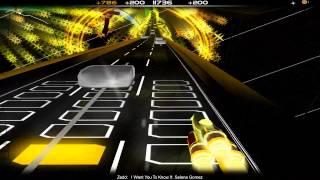 Audiosurf-Zzed: I Want You To Know Ft Selena Gomez