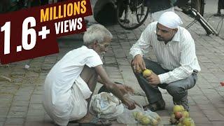 Most Real Life Inspiring Video, Very Old Man Selling Pear    Hareesh Sharma
