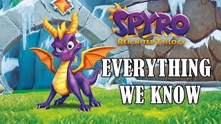 Spyro Reignited Trilogy - Everything We Know