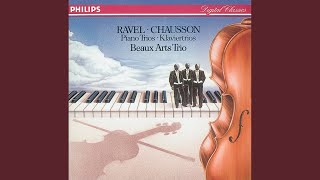 Provided to YouTube by Universal Music Group Ravel: Piano Trio in A...