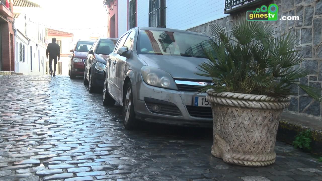 Importantes tareas de remodelación en la calle Conde de Ofalia y su entorno