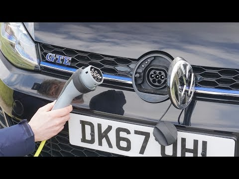 Charging the VW Golf GTE Advance | Stable Lease