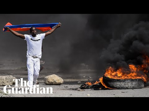Why people are protesting in Haiti