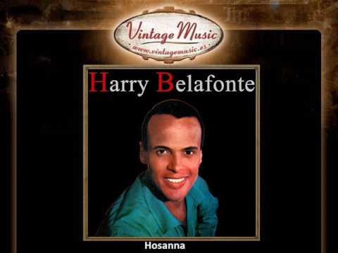 Harry Belafonte – Hosanna